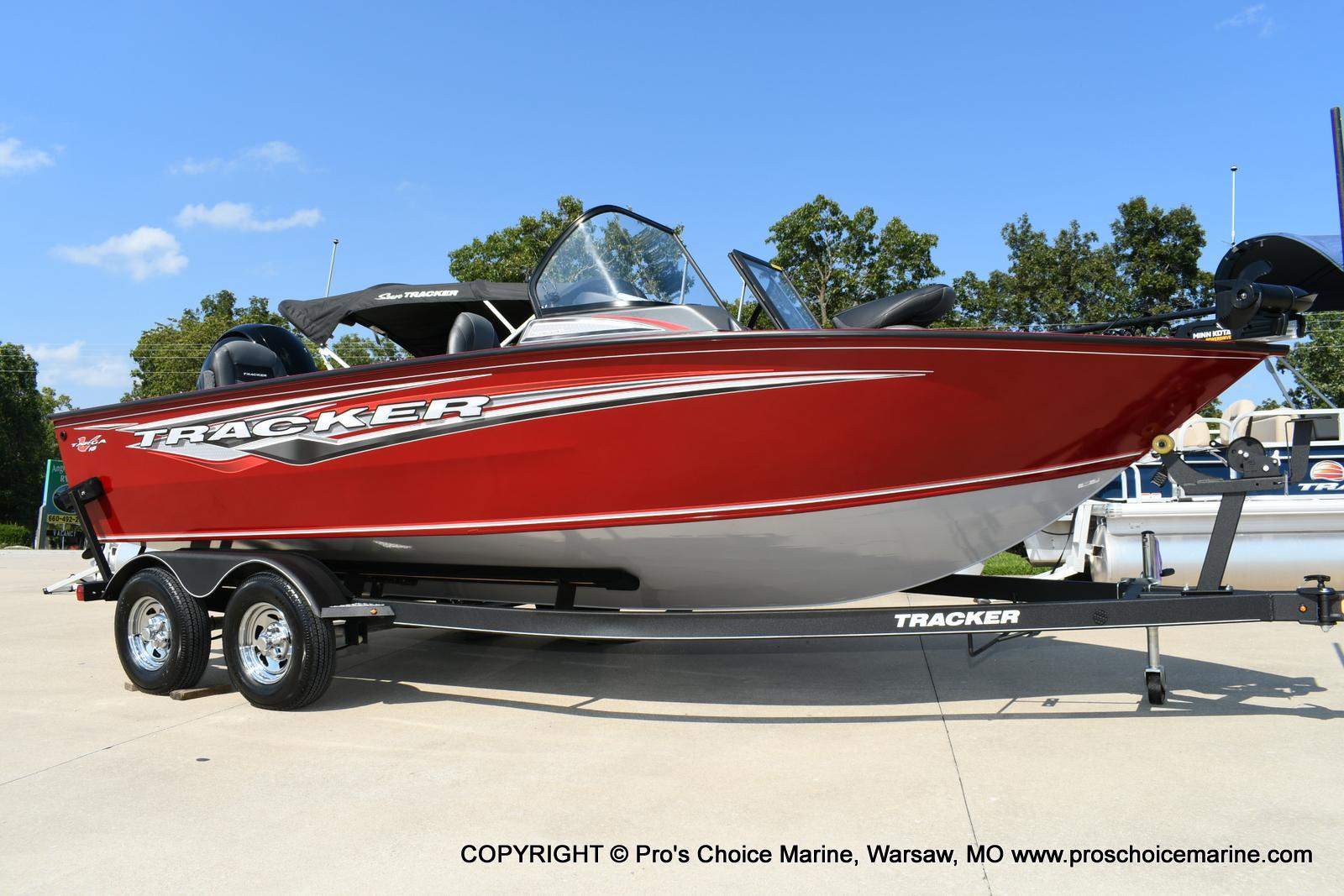 2021 Tracker Boats boat for sale, model of the boat is Targa V-18 WT & Image # 17 of 50