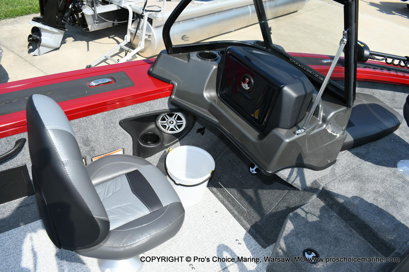 2021 Tracker Boats boat for sale, model of the boat is Targa V-18 WT & Image # 23 of 50