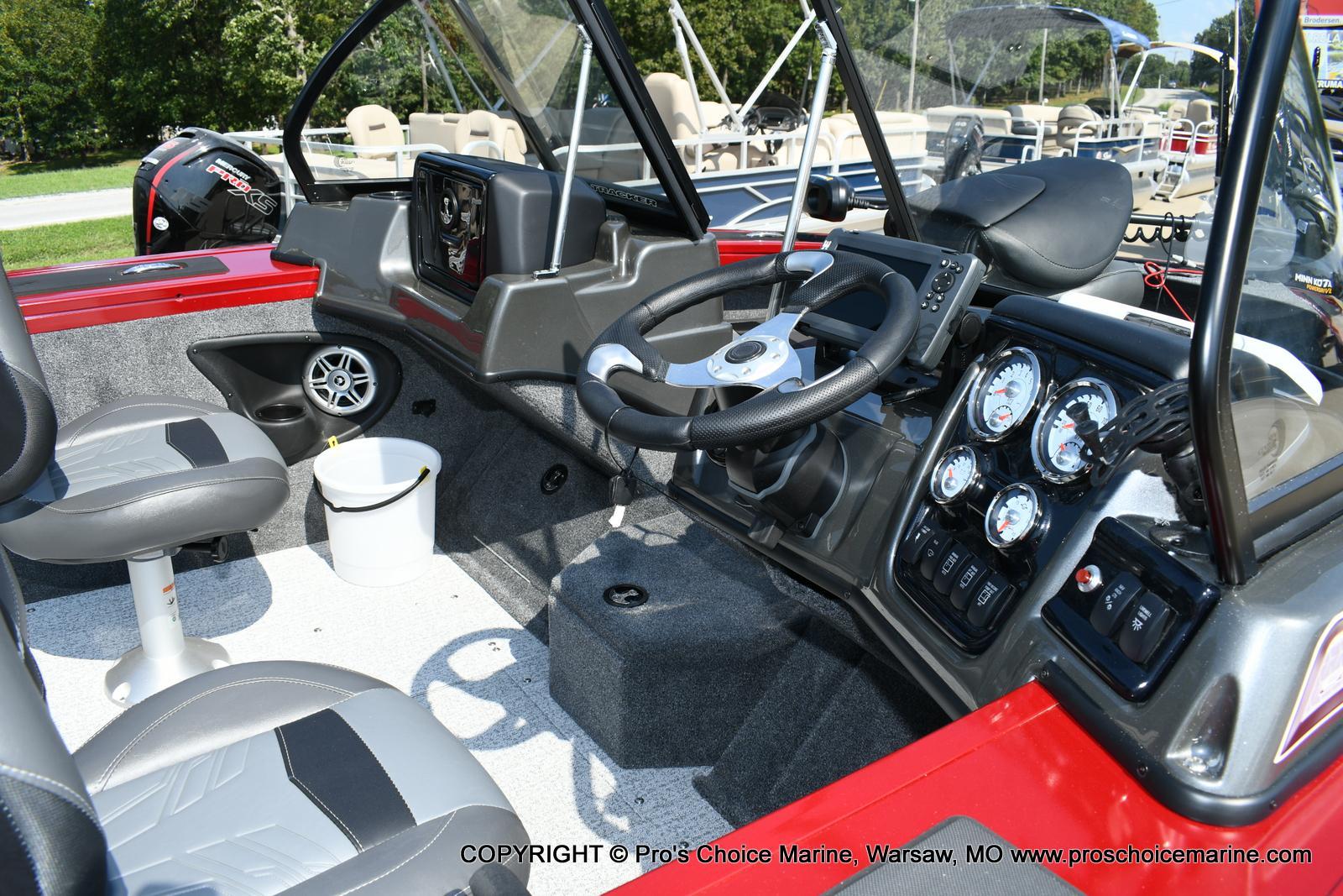 2021 Tracker Boats boat for sale, model of the boat is Targa V-18 WT & Image # 29 of 50