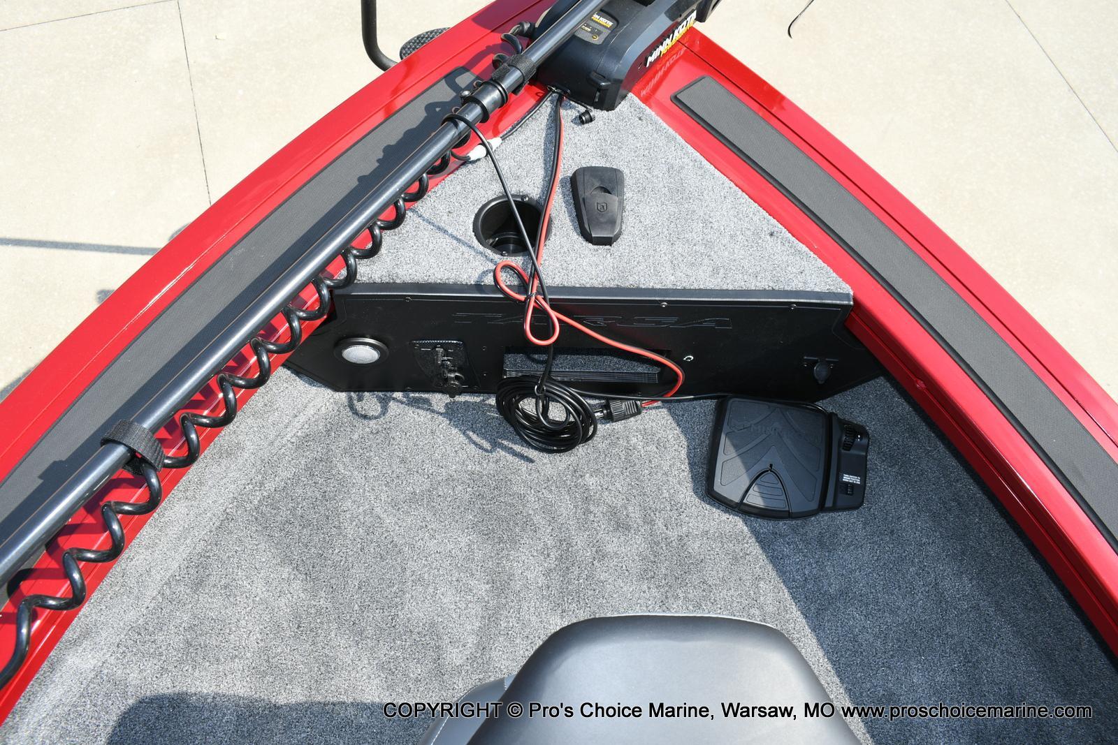 2021 Tracker Boats boat for sale, model of the boat is Targa V-18 WT & Image # 32 of 50