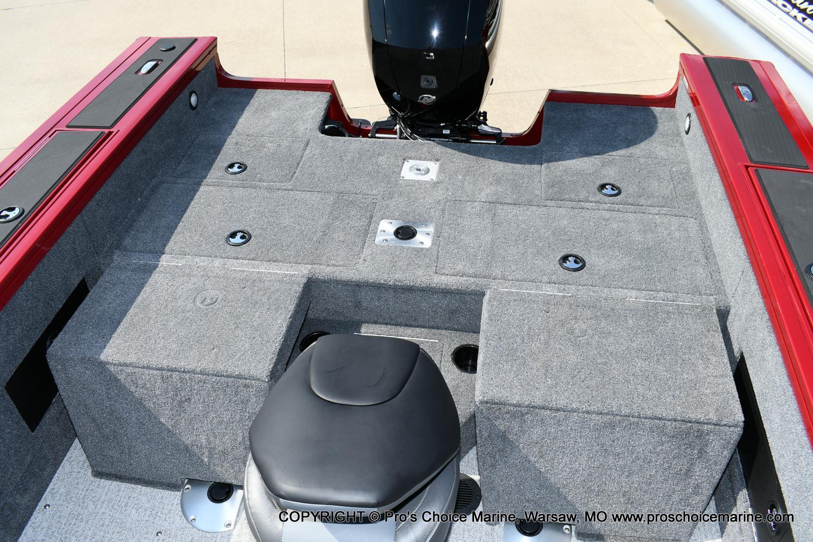 2021 Tracker Boats boat for sale, model of the boat is Targa V-18 WT & Image # 34 of 50