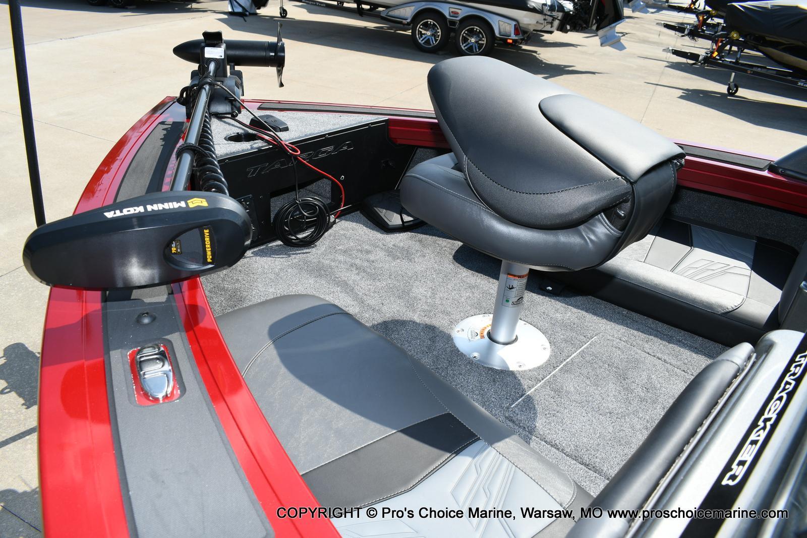 2021 Tracker Boats boat for sale, model of the boat is Targa V-18 WT & Image # 41 of 50