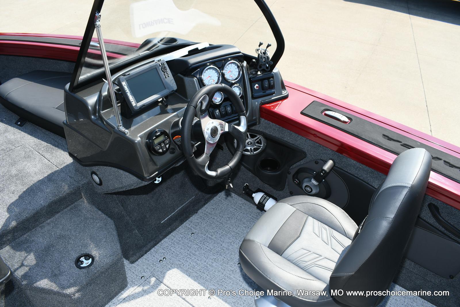 2021 Tracker Boats boat for sale, model of the boat is Targa V-18 WT & Image # 42 of 50