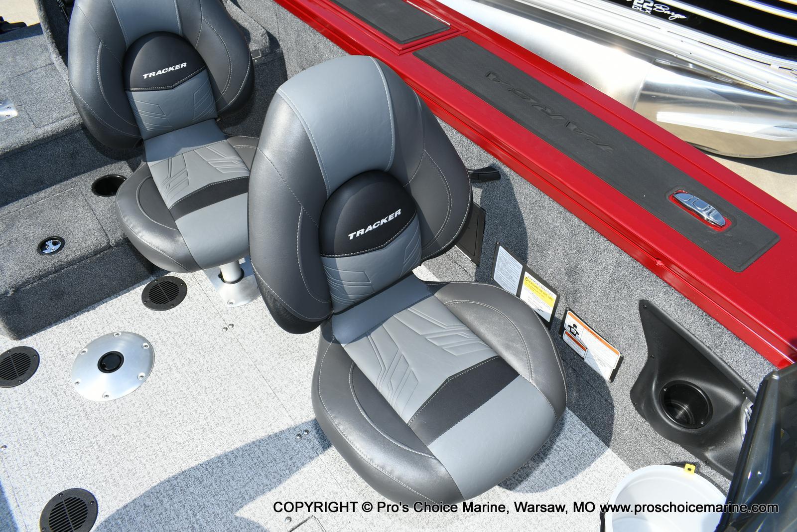 2021 Tracker Boats boat for sale, model of the boat is Targa V-18 WT & Image # 46 of 50