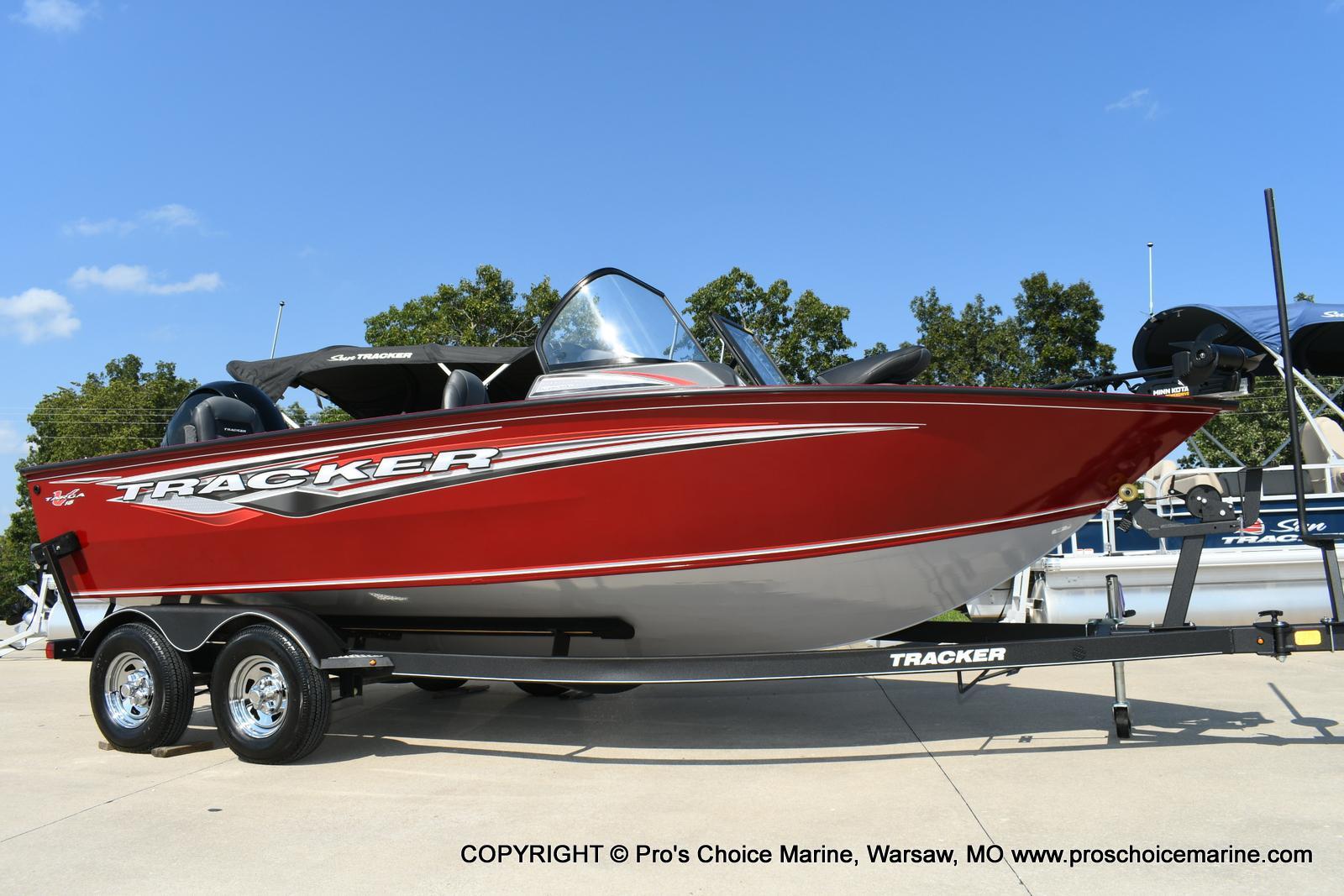 2021 Tracker Boats boat for sale, model of the boat is Targa V-18 WT & Image # 48 of 50