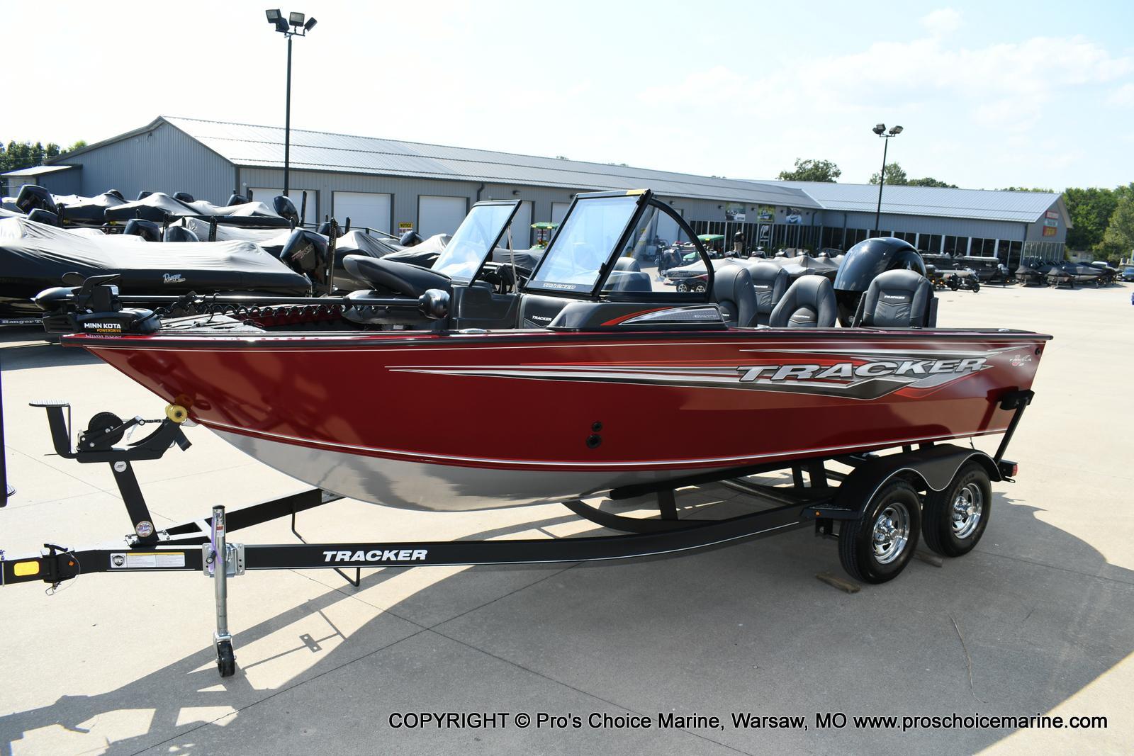 2021 Tracker Boats boat for sale, model of the boat is Targa V-18 WT & Image # 49 of 50
