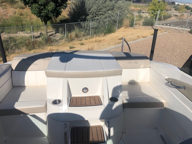 2013 Sea Ray boat for sale, model of the boat is 210 Select & Image # 11 of 14