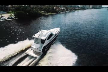 Formula 45 Yacht video