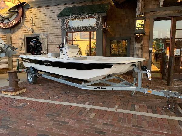 2021 Mako boat for sale, model of the boat is Pro Skiff 19 CC & Image # 1 of 12