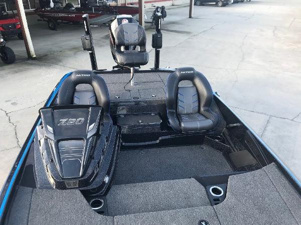 2021 Nitro boat for sale, model of the boat is Z20 Pro & Image # 5 of 11
