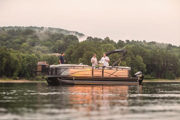 2021 Regency boat for sale, model of the boat is 230 DL3 & Image # 23 of 47
