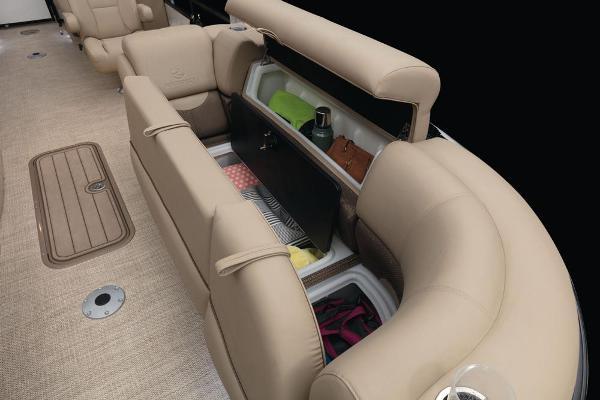 2021 Regency boat for sale, model of the boat is 230 DL3 & Image # 40 of 47