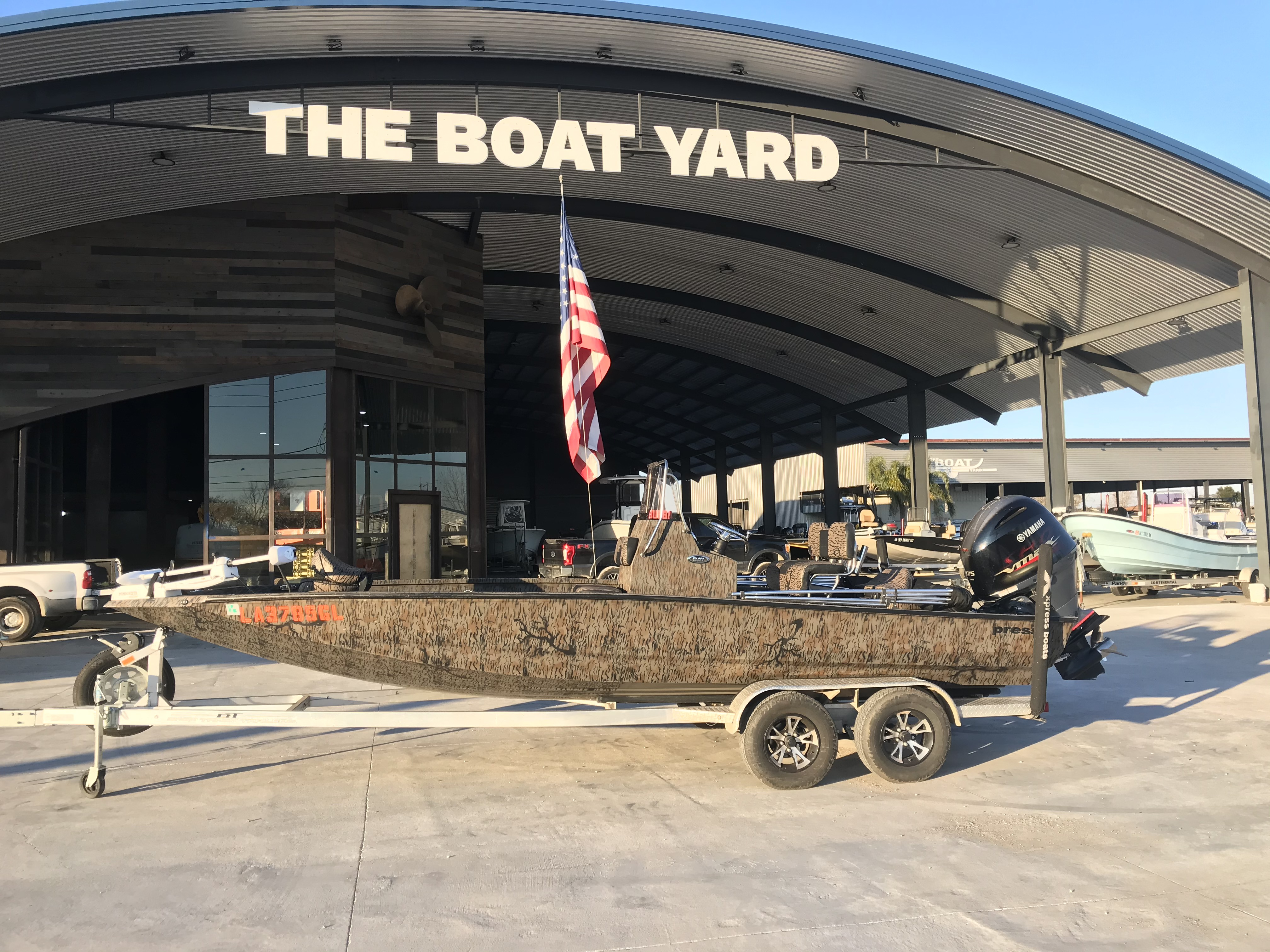 2019 Xpress boat for sale, model of the boat is H22 & Image # 1 of 4