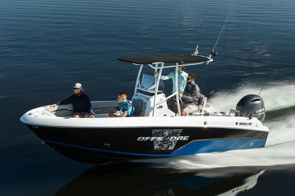 2021 Wellcraft 202 Fisherman thumbnail