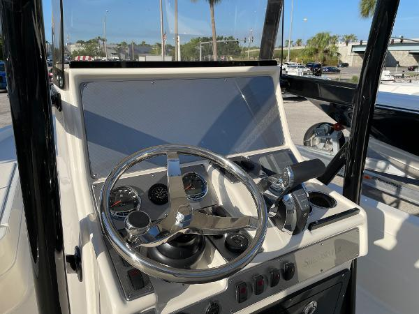 2021 ShearWater boat for sale, model of the boat is 25 LTD & Image # 7 of 14
