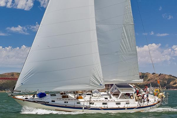 44' Pacific Seacraft 44