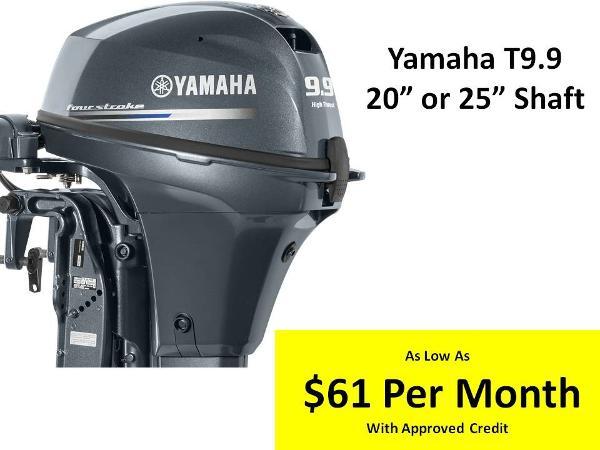 2017 YAMAHA T9.9 High Thrust image