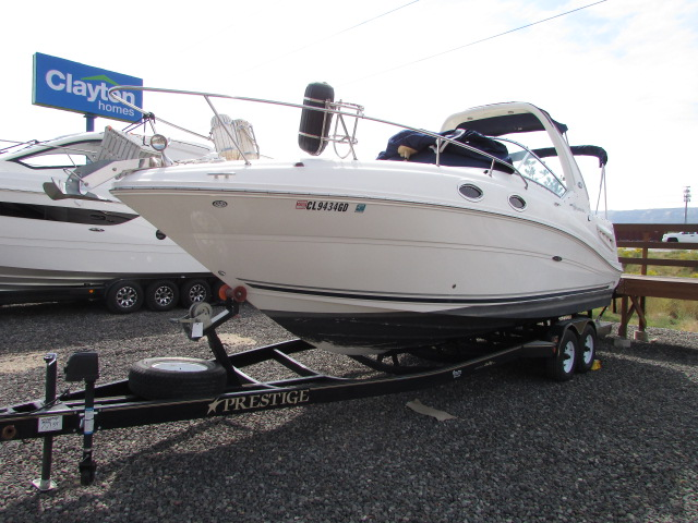 2007 Sea Ray boat for sale, model of the boat is 260 Sundancer & Image # 1 of 49
