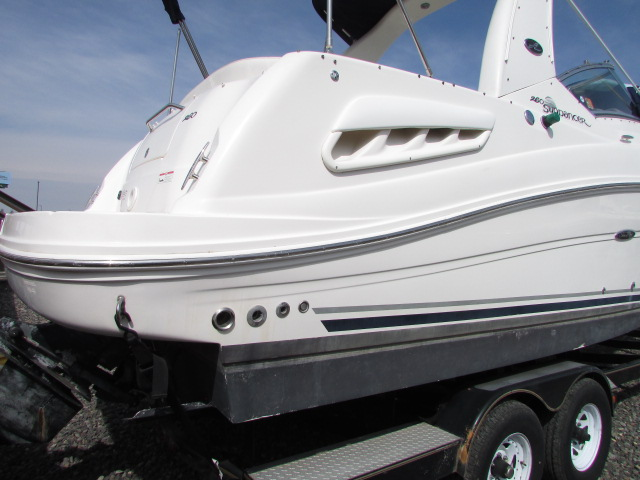 2007 Sea Ray boat for sale, model of the boat is 260 Sundancer & Image # 11 of 49