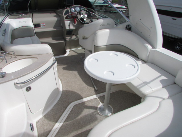 2007 Sea Ray boat for sale, model of the boat is 260 Sundancer & Image # 13 of 49
