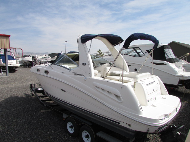 2007 Sea Ray boat for sale, model of the boat is 260 Sundancer & Image # 23 of 49
