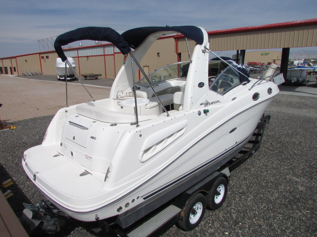 2007 Sea Ray boat for sale, model of the boat is 260 Sundancer & Image # 24 of 49