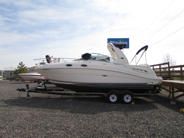 2007 Sea Ray boat for sale, model of the boat is 260 Sundancer & Image # 28 of 49