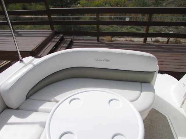 2007 Sea Ray boat for sale, model of the boat is 260 Sundancer & Image # 35 of 49