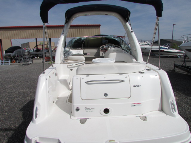 2007 Sea Ray boat for sale, model of the boat is 260 Sundancer & Image # 43 of 49