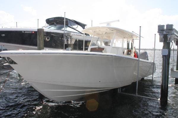 2020 Cobia 350 Center Console thumbnail