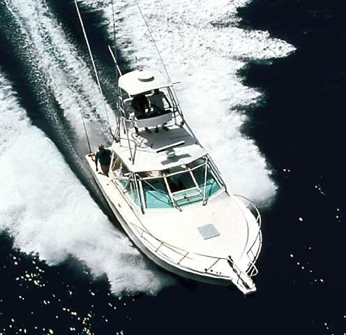 2001 Cabo 31 Express thumbnail