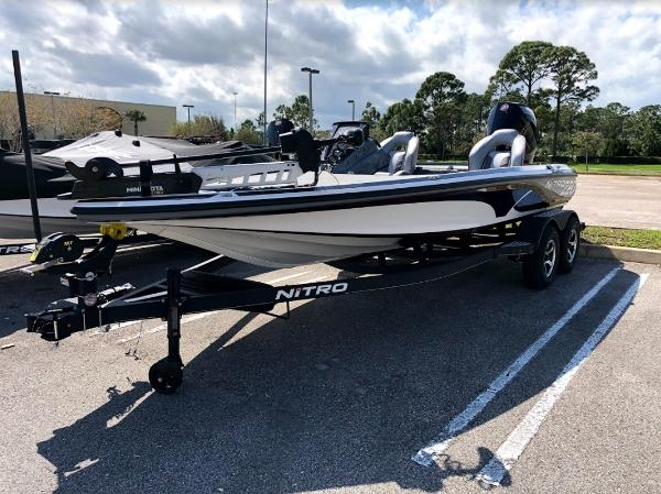 2021 Nitro boat for sale, model of the boat is Z20 & Image # 1 of 56