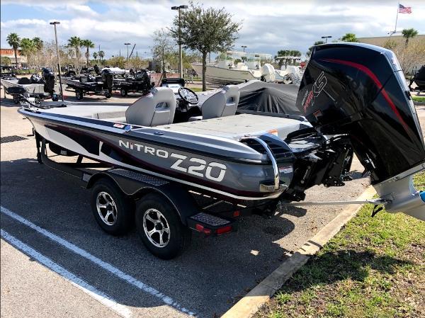 2021 Nitro boat for sale, model of the boat is Z20 & Image # 5 of 56
