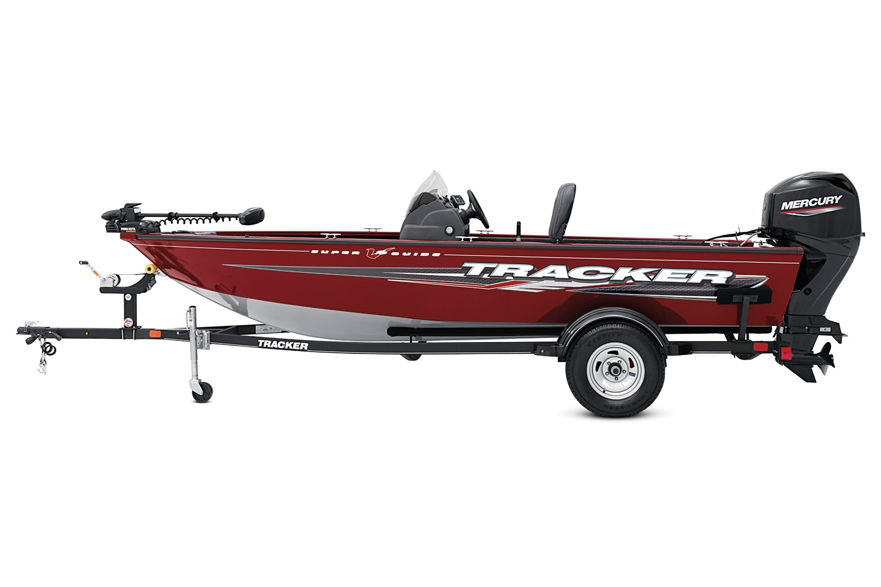 2021 Tracker SUPER GUIDE 16 SC FISHING BOAT thumbnail