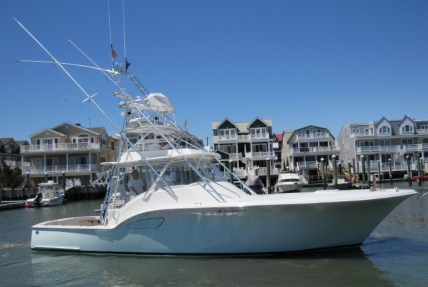 2008 Out Island Yachts 38 EXPRESS