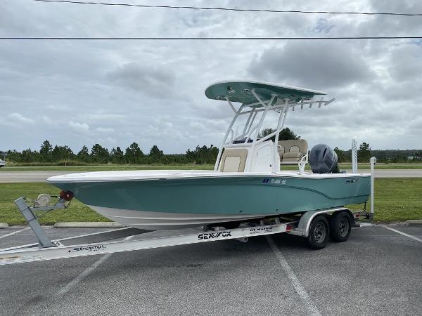 2018 SEA FOX 220 VIPER for sale