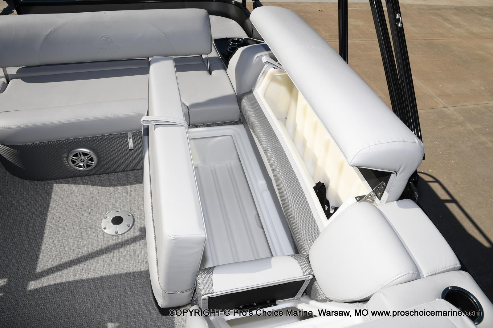 2021 Regency boat for sale, model of the boat is 250 DL3 w/250HP MERCURY VERADO & Image # 34 of 50