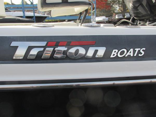 2016 Triton boat for sale, model of the boat is 260 LTS Pro & Image # 42 of 43