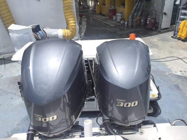 2013 YAMAHA TWIN F300 4.2L 30