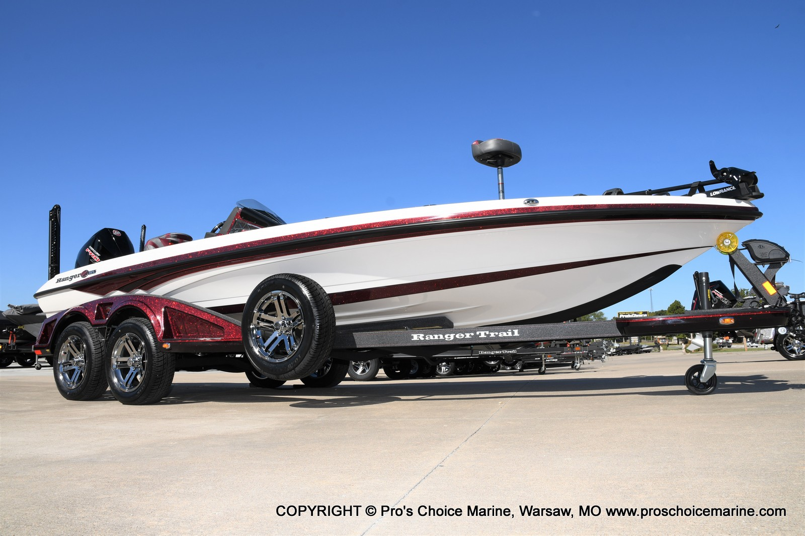 2021 Ranger Boats boat for sale, model of the boat is Z521L Cup Equipped DUAL CONSOLE & Image # 32 of 50