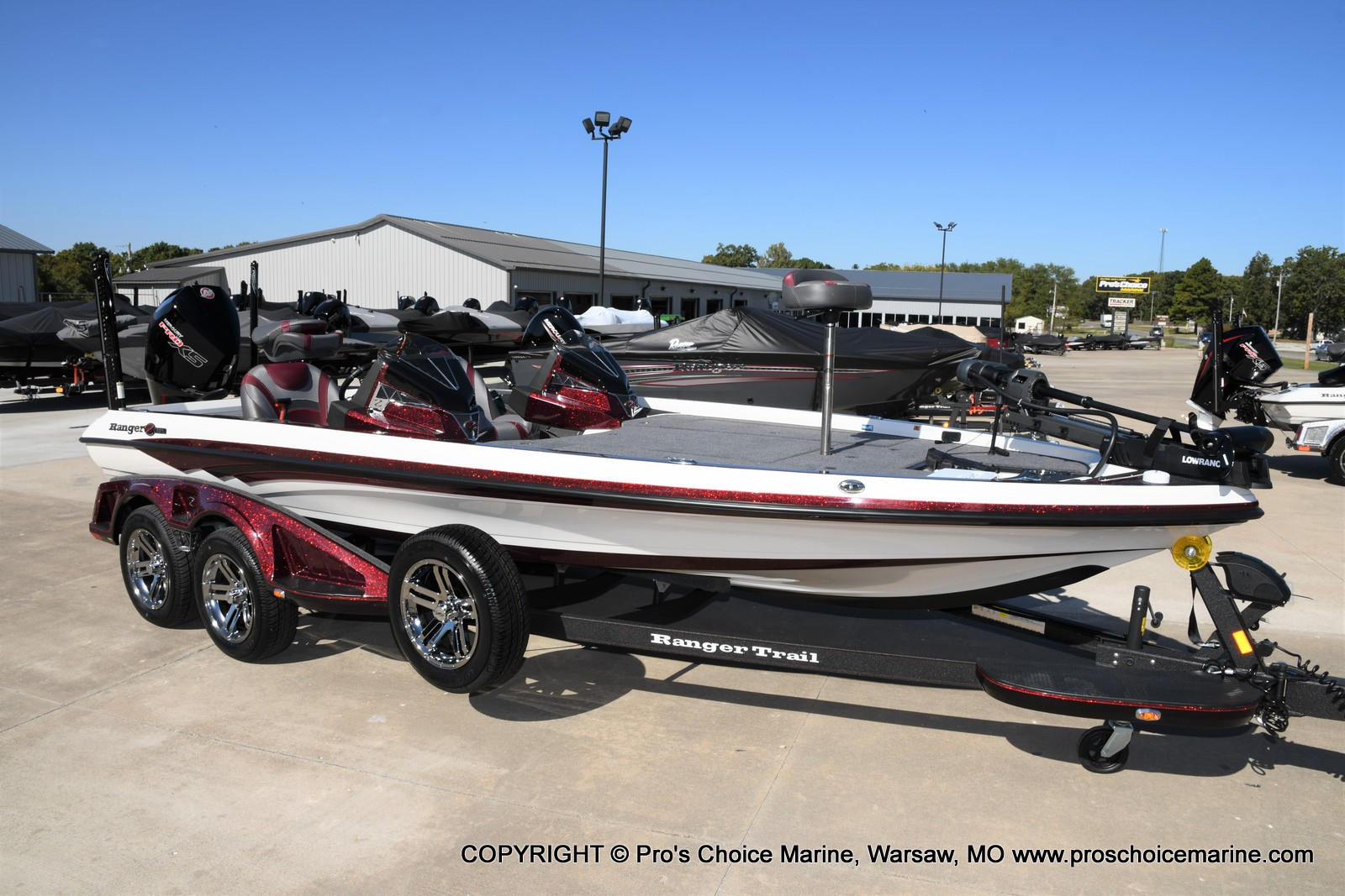 2021 Ranger Boats boat for sale, model of the boat is Z521L Cup Equipped DUAL CONSOLE & Image # 43 of 50