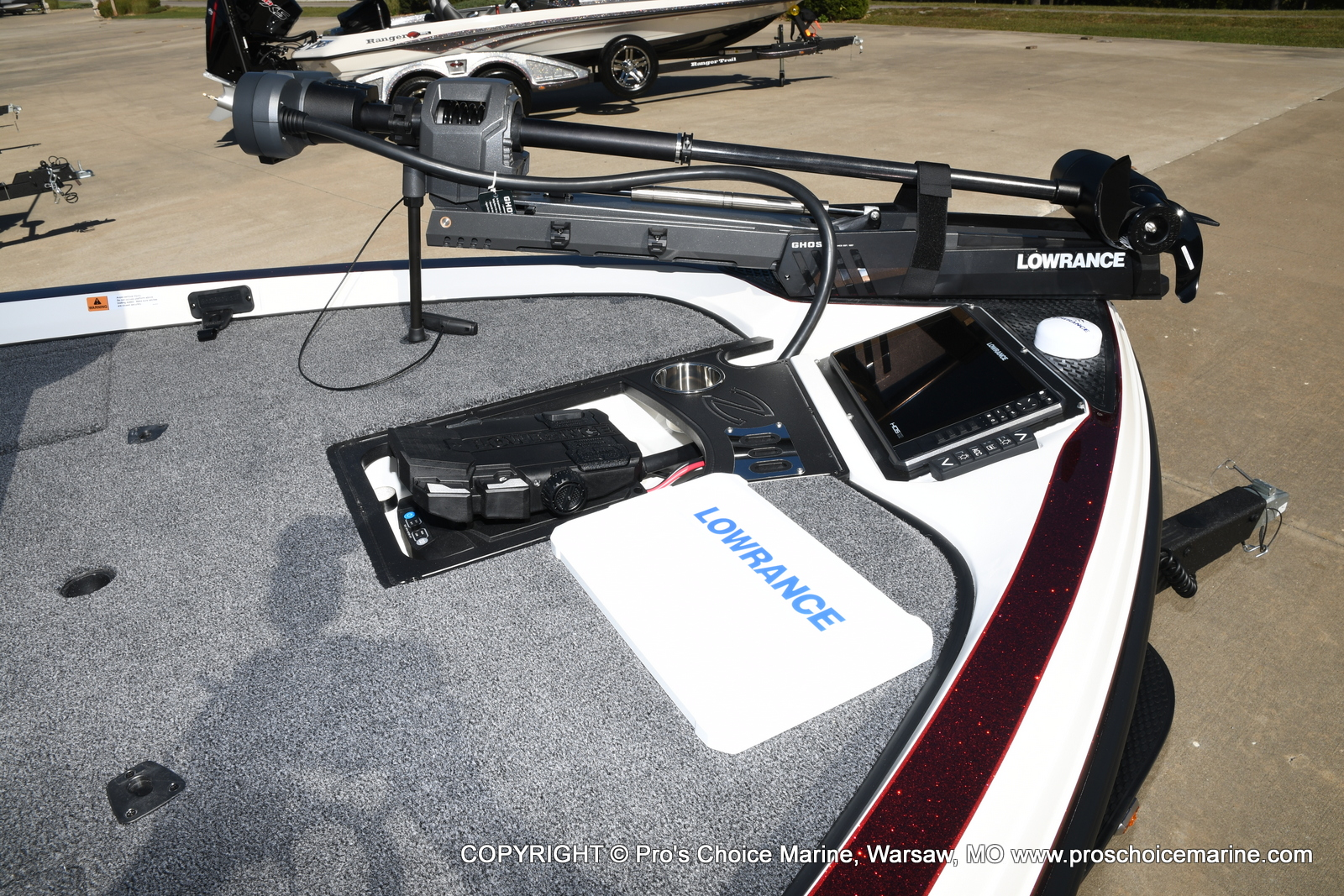 2021 Ranger Boats boat for sale, model of the boat is Z521L Cup Equipped DUAL CONSOLE & Image # 47 of 50