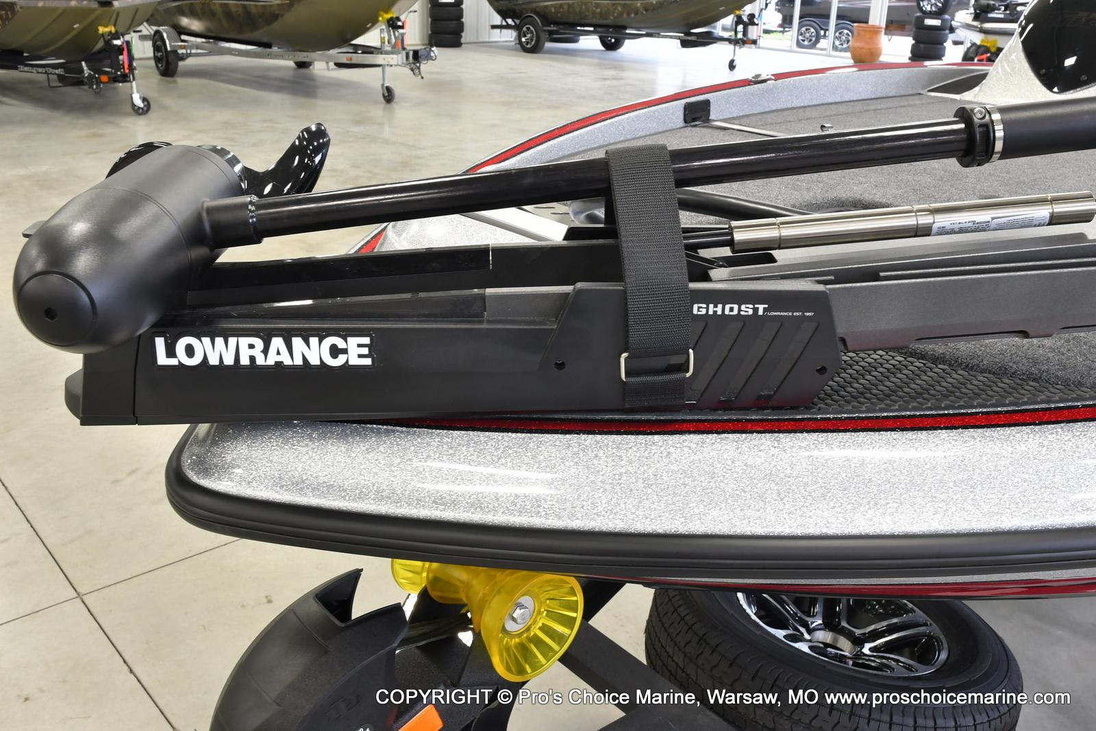 2021 Triton boat for sale, model of the boat is 19 TRX PATRIOT w/225HP PRO-XS & Image # 3 of 23