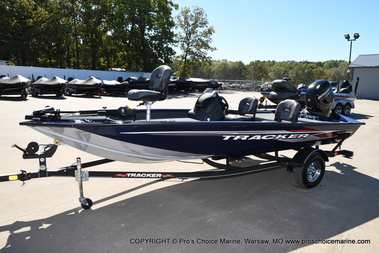 2021 Tracker Boats boat for sale, model of the boat is Pro Team 175 TF & Image # 43 of 50