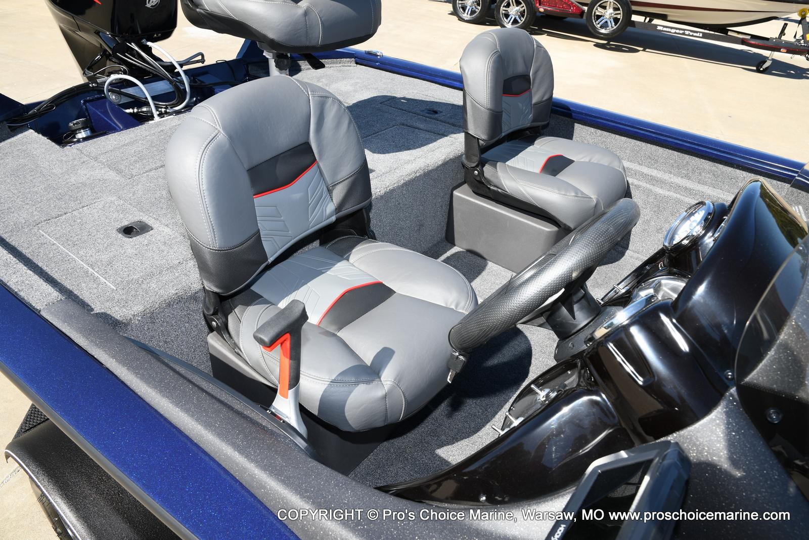 2021 Tracker Boats boat for sale, model of the boat is Pro Team 175 TF & Image # 45 of 50