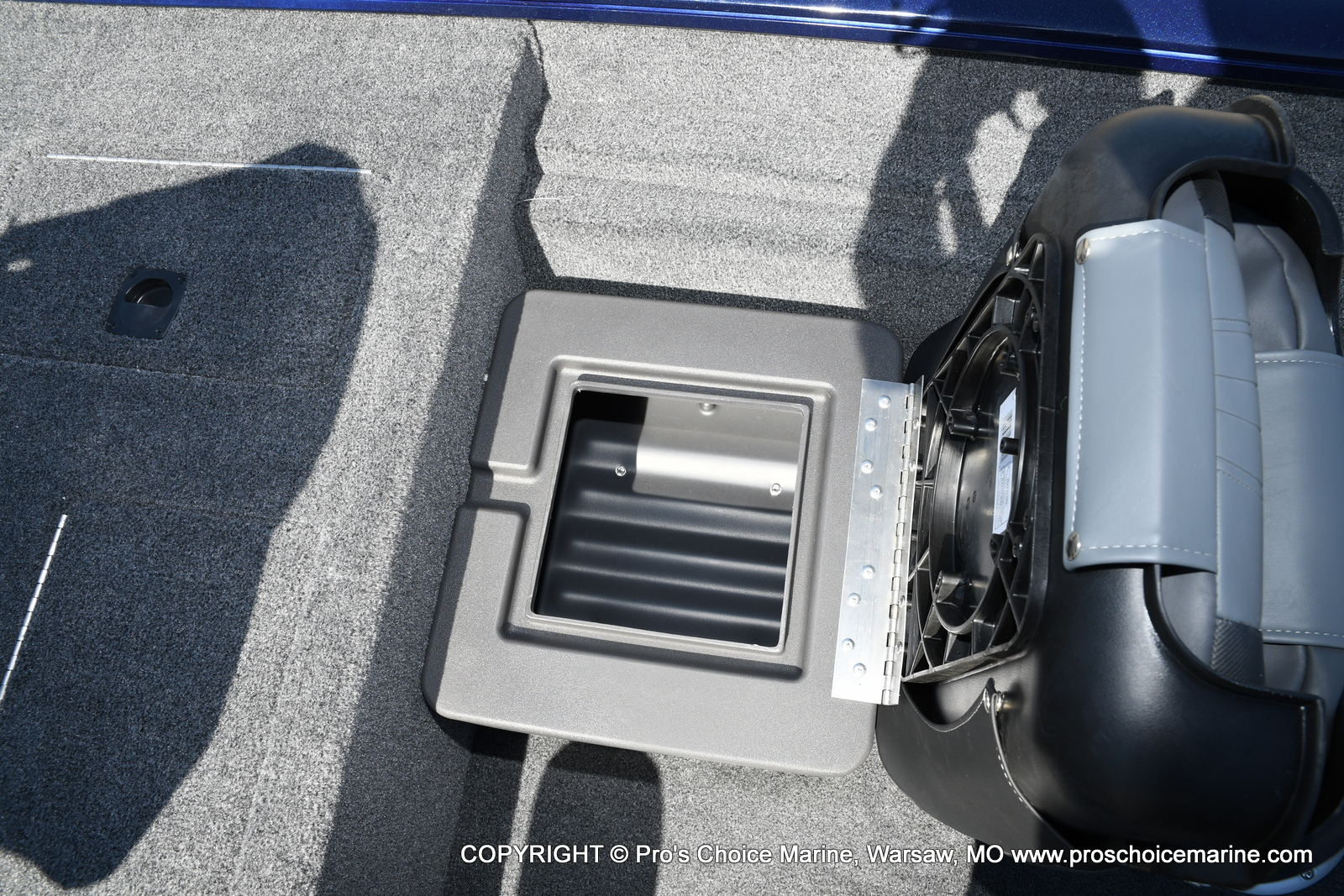 2021 Tracker Boats boat for sale, model of the boat is Pro Team 175 TF & Image # 11 of 50
