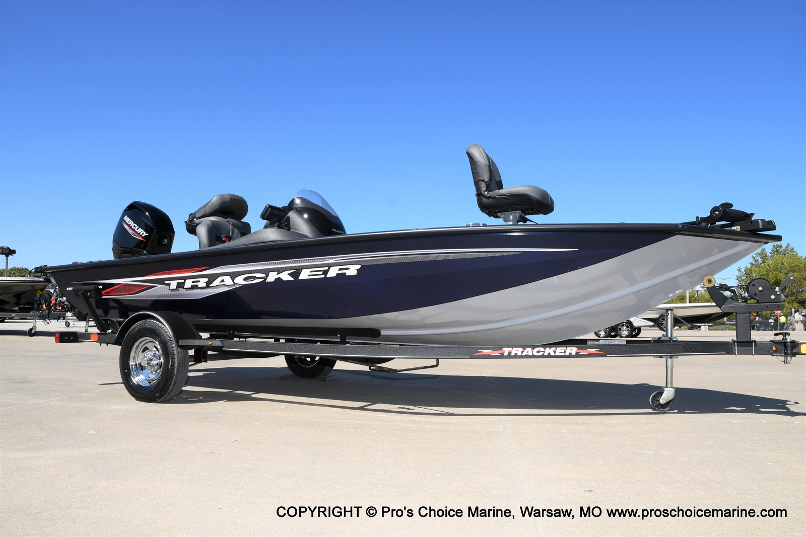 2021 Tracker Boats boat for sale, model of the boat is Pro Team 175 TF & Image # 14 of 50