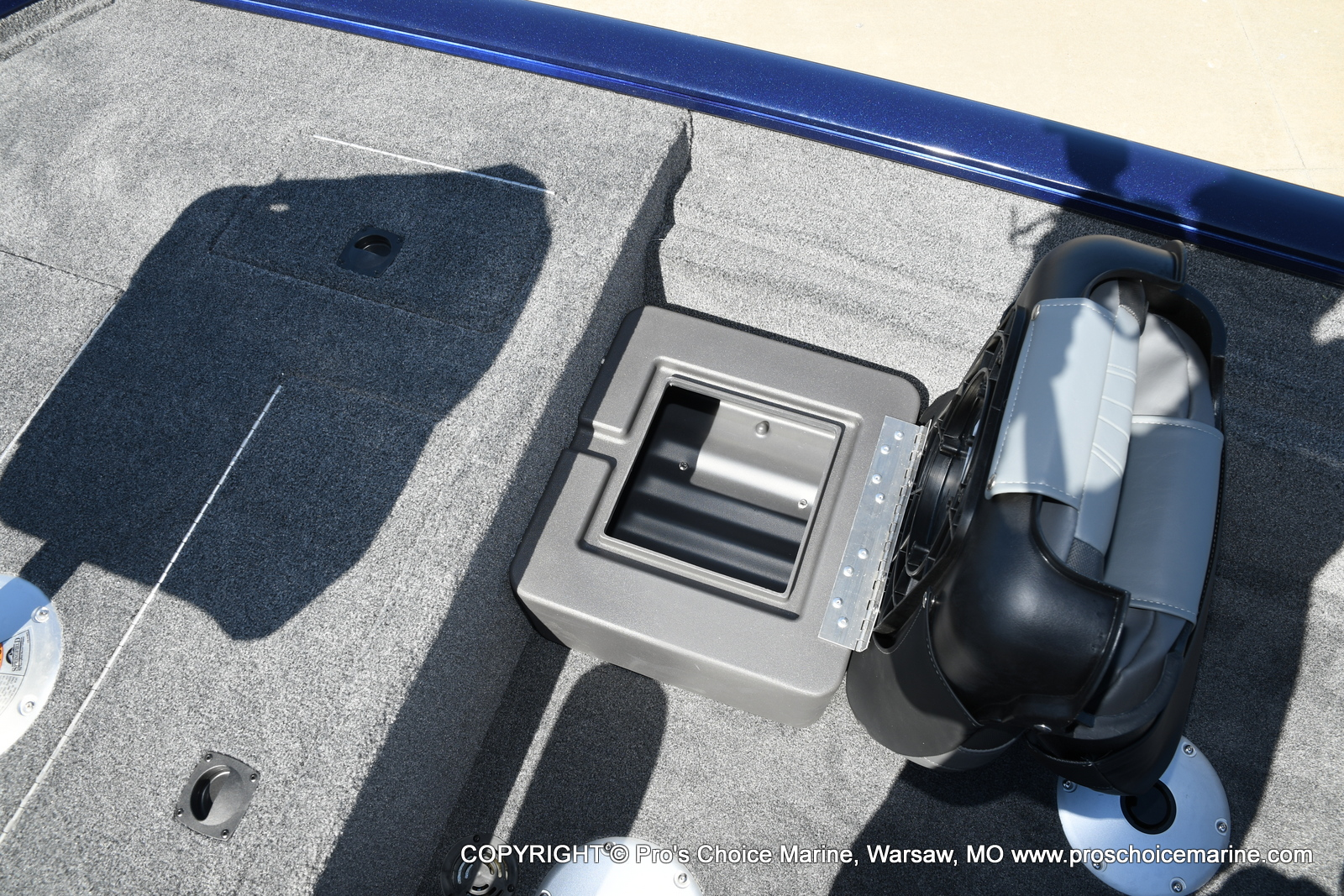 2021 Tracker Boats boat for sale, model of the boat is Pro Team 175 TF & Image # 27 of 50
