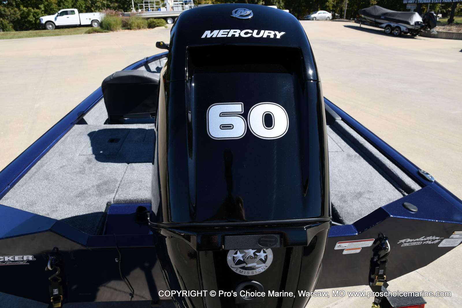 2021 Tracker Boats boat for sale, model of the boat is Pro Team 175 TF & Image # 50 of 50