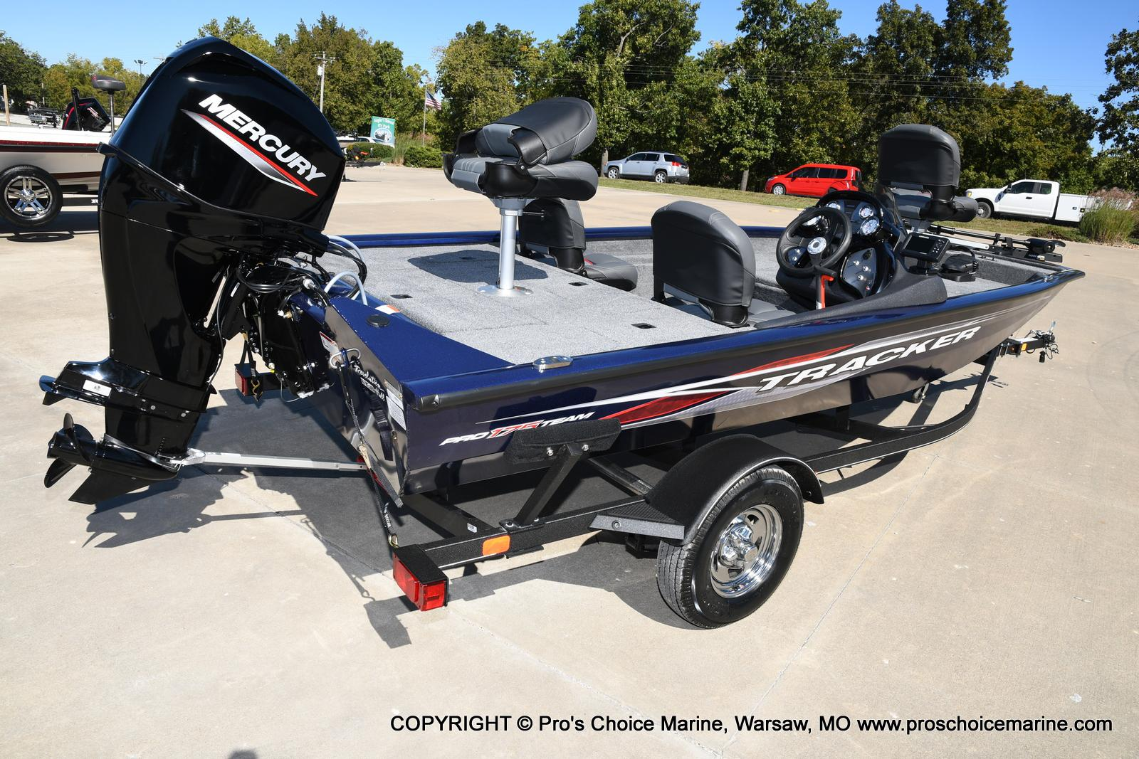 2021 Tracker Boats boat for sale, model of the boat is Pro Team 175 TF & Image # 15 of 50